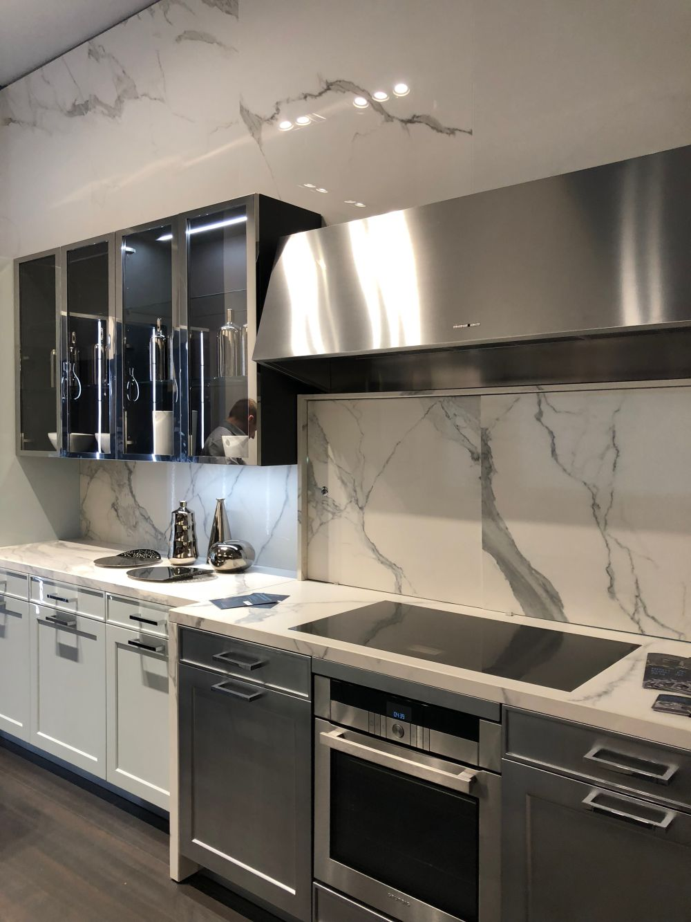 White Carrera Marble Kitchen Countertops The Best Ways To Use Carrara Marble In Interior Design