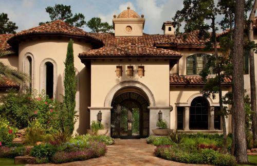 Medium Of Mediterranean Style Homes