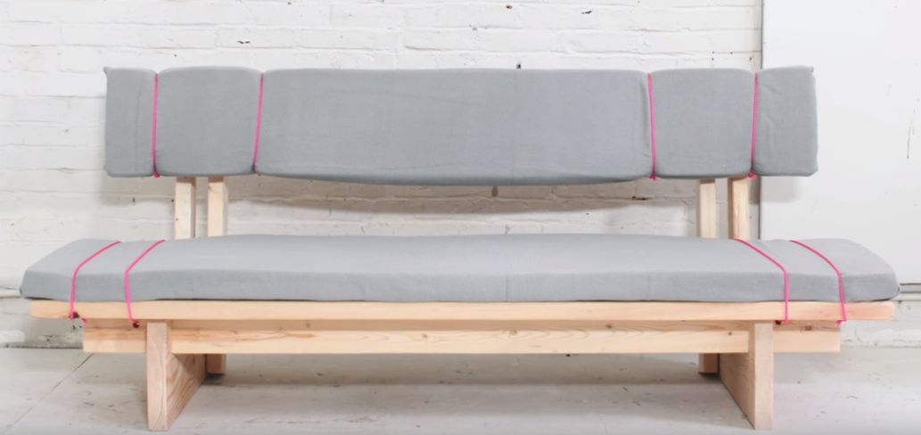 10 Easy Ways To Build A Diy Couch Without Breaking The Bank - How To Build A Couch