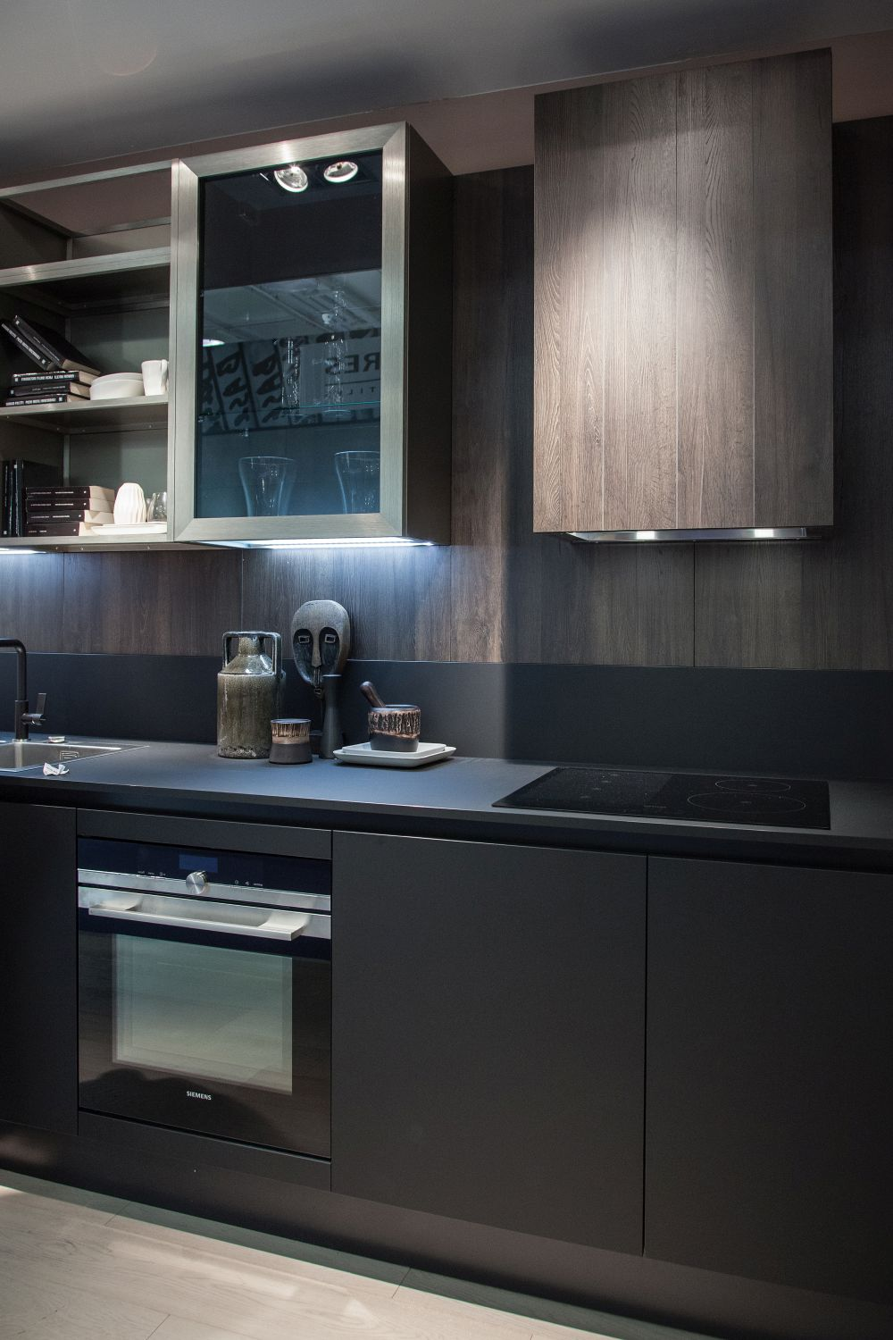 Black Design For Kitchen How Black Kitchen Cabinets Can Change A Space For The Better