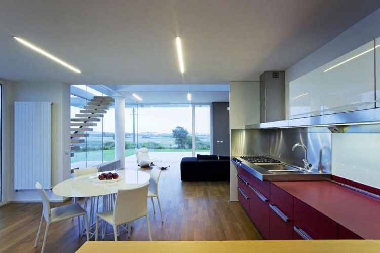 gallery of villa t architrend architecture