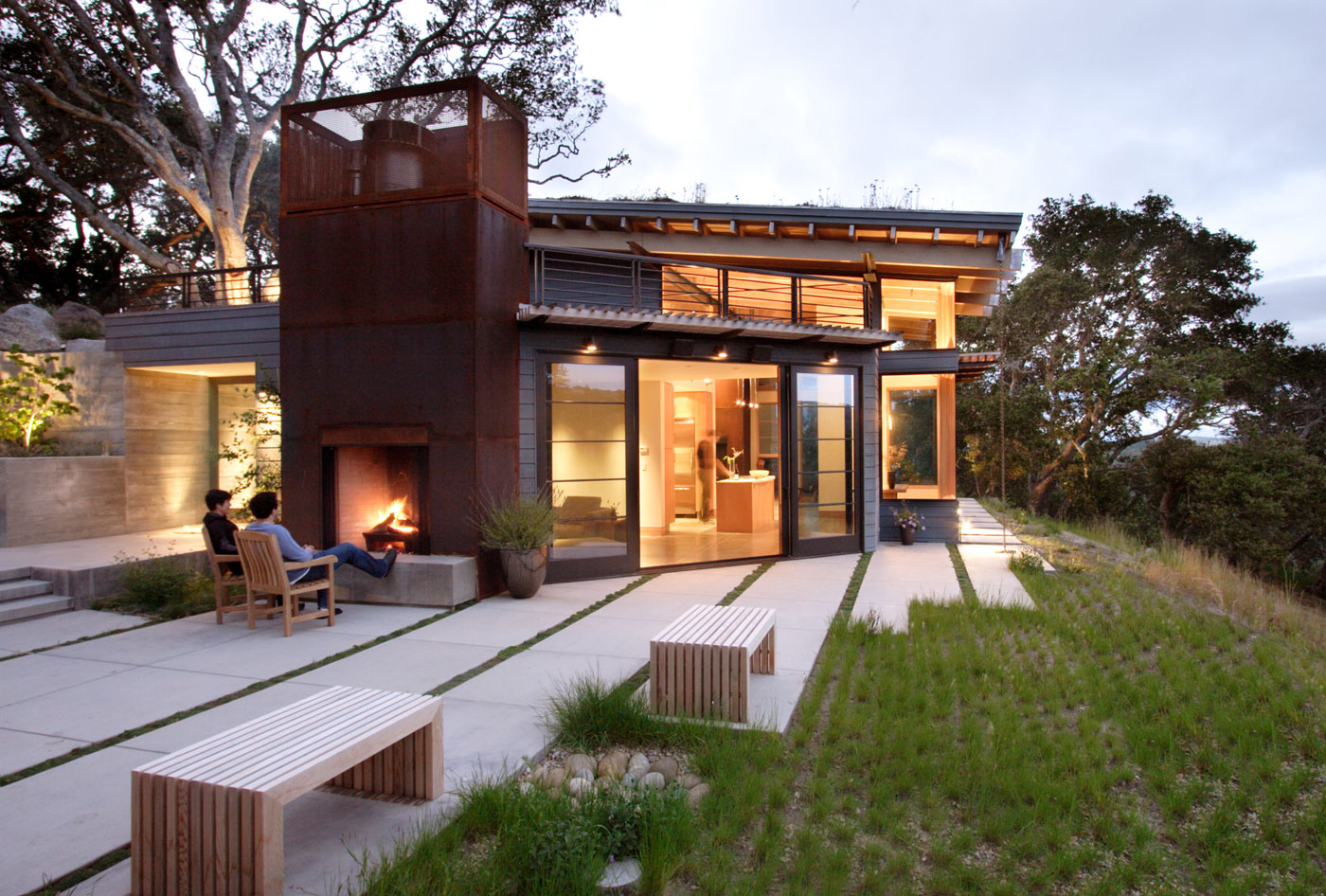 Sustainable Home Design Ideas Sustainable House Ocho By Feldman Architecture