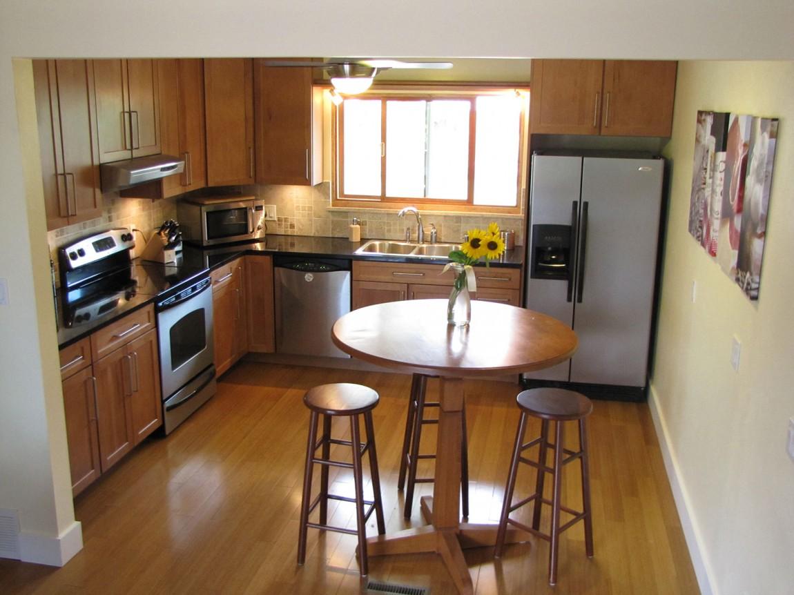 house in sobo 04 split level kitchen remodel Before After Bi Level Remodeling in Boulder Colorado