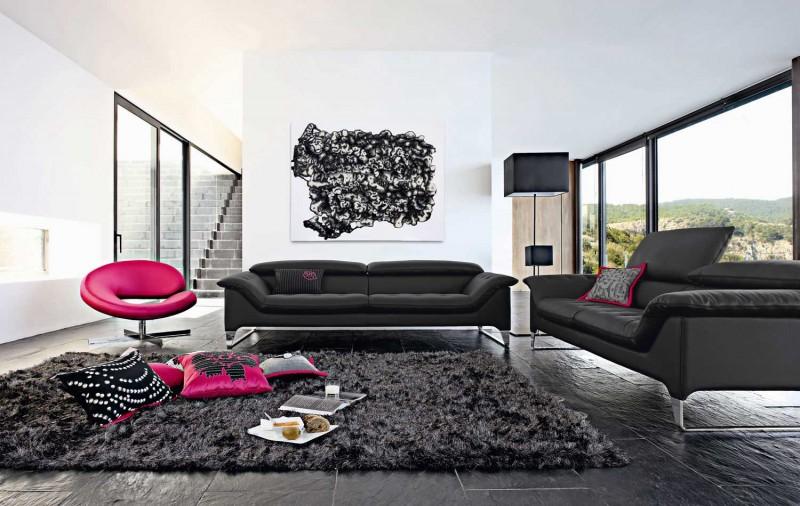 Living Room Inspiration 120 Modern Sofas by Roche Bobois (Part 2\/3) - modern furniture living room