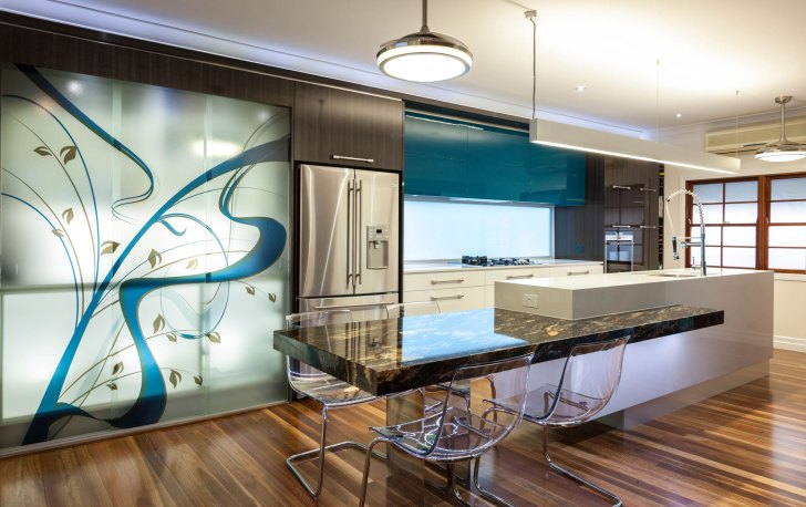 contemporary kitchen mobile home kitchen remodel Before After Major Kitchen Remodeling in Brisbane by Sublime Architectural Interiors