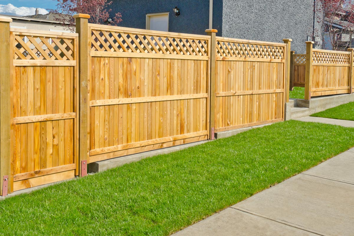 2021 Fence Installation Costs Privacy Fence Cost Per Foot