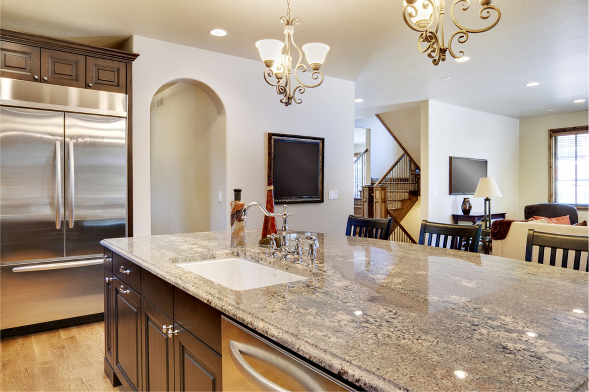 Kitchen Countertop Edges 2019 Granite Countertops Costs Prices To Install Per Square Foot