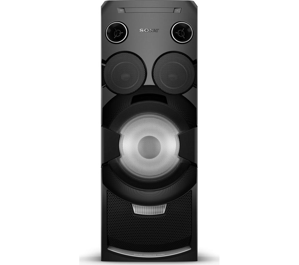 theatresony mhc v7d high power home audio system with bluetooth image