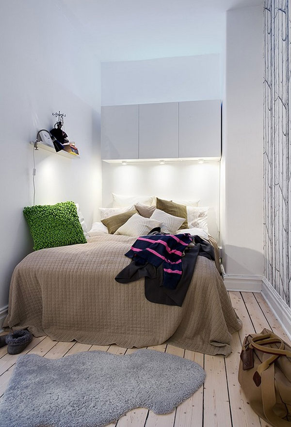 40 Small Bedrooms Design Ideas Meant To Beautify and Enlargen Your - ideas for a small bedroom