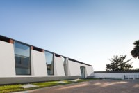 Minimalist Private College Designed by OVAL Exudes ...