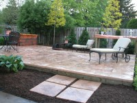 Backyard Landscaping Ideas-The Process of Building a Patio ...