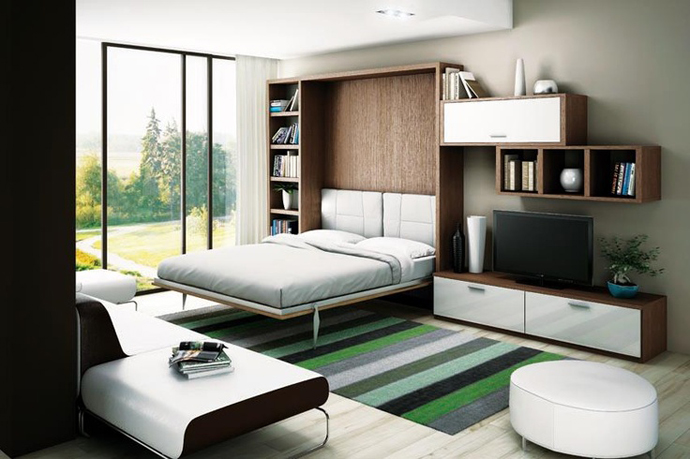Meuble Stuva 15 Cool & Inventive Murphy Beds For Decorating Smaller