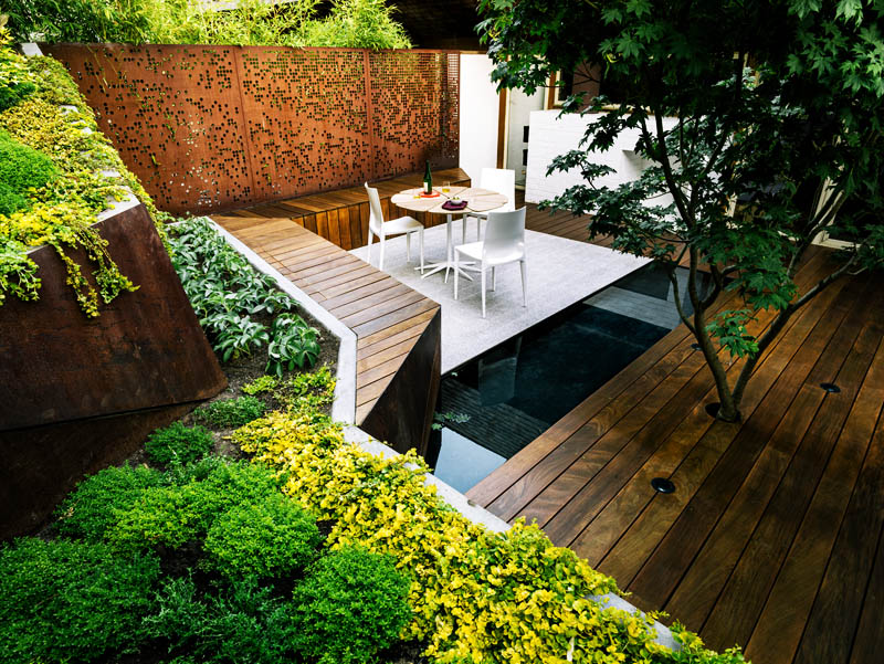 Backyard Landscaping Ideas Hilgard Garden By Mary
