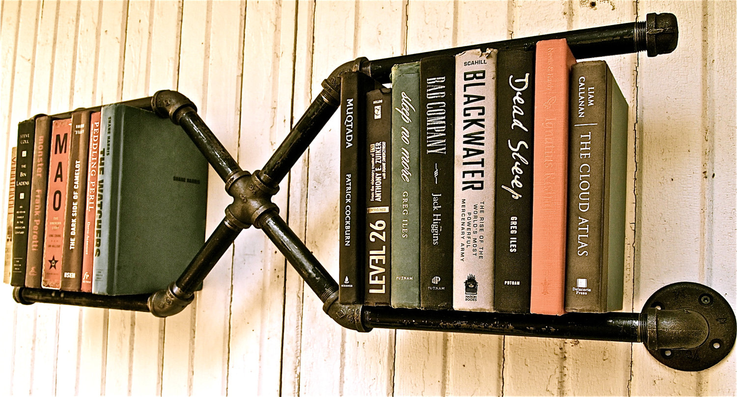 Steampunk Wall Shelves 18 Creative Diy Ideas That Revive Old Objects
