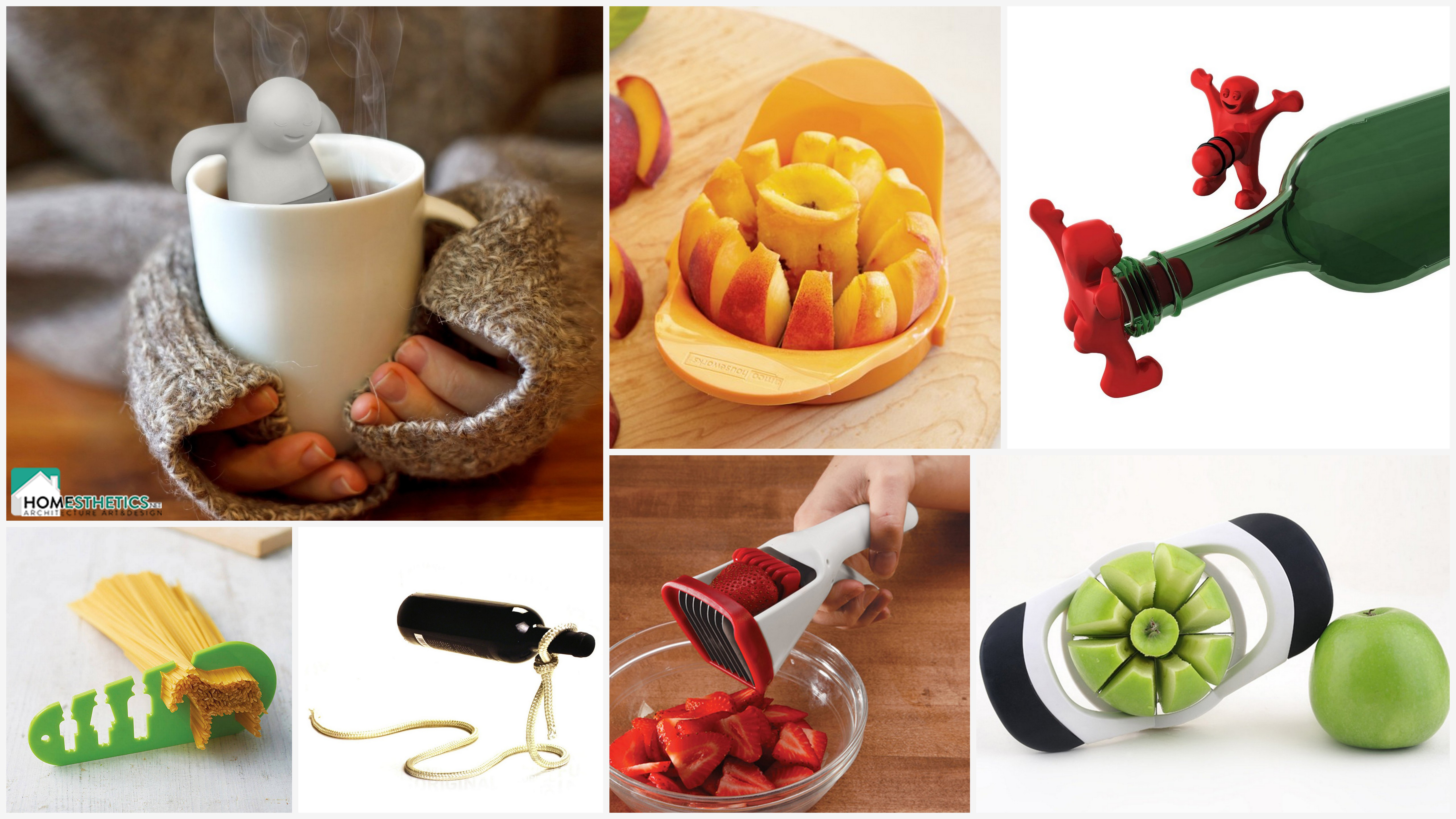 Kitchen Cooking Gadgets 40 Kitchen Gadgets That Will Add Fun And Color To Your Life
