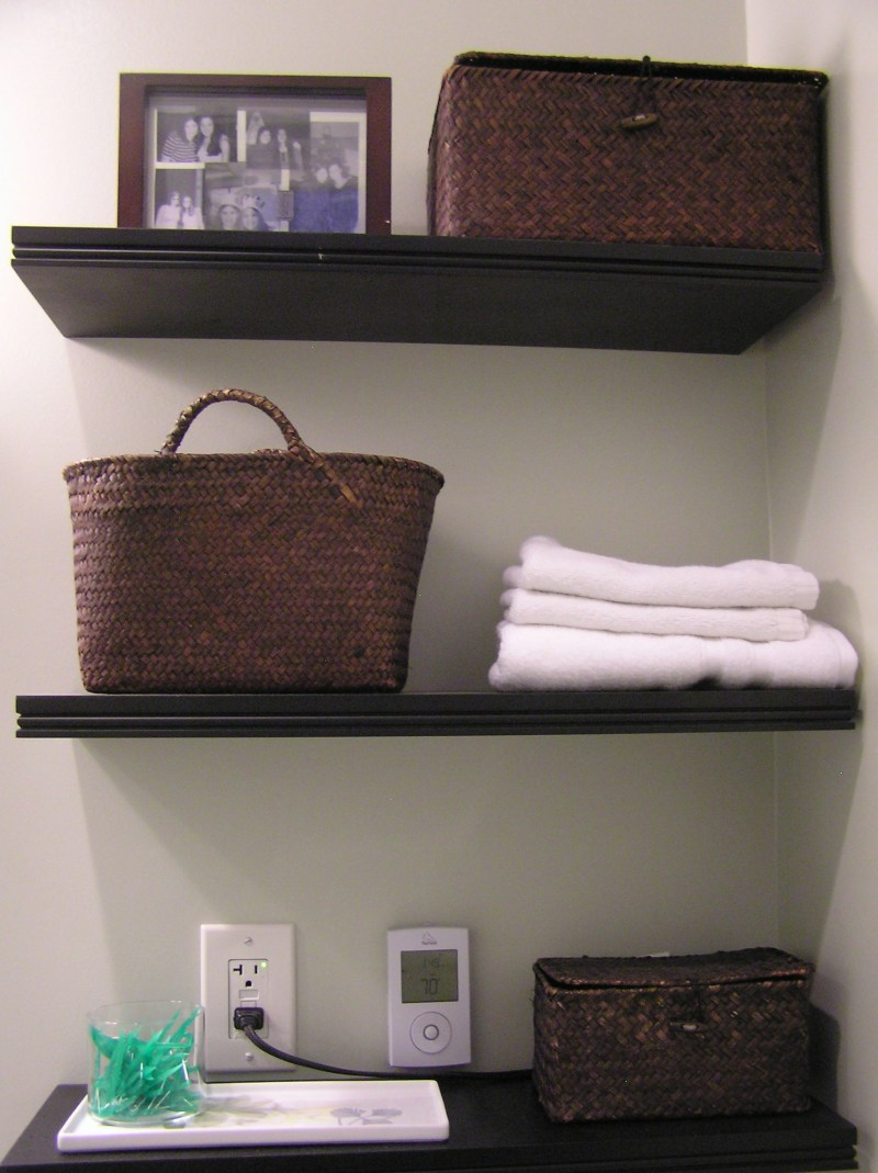 Large Of Small Shelf For Bathroom Wall