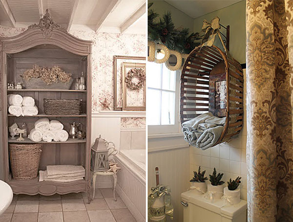 Add Glamour With Small Vintage Bathroom Ideas - vintage bathroom ideas
