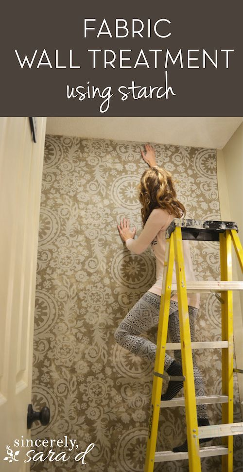 3d Wallpaper Feature Wall Temporary Diy Wall Treatment Ideas For Renters