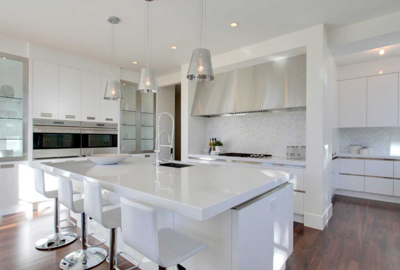 Modern White Kitchen Island Simply Inspiring 10 Wonderful Kitchen Design Lines That
