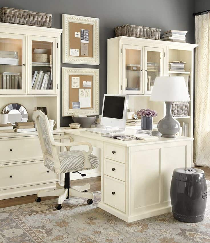 Houzz Om 25 Conveniently Designed Home Office Space Ideas