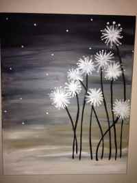 19 Easy Canvas Painting Ideas To Take On - Homesthetics ...