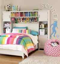 18 Teenage Bedroom Ideas Suitable For Every Girl ...