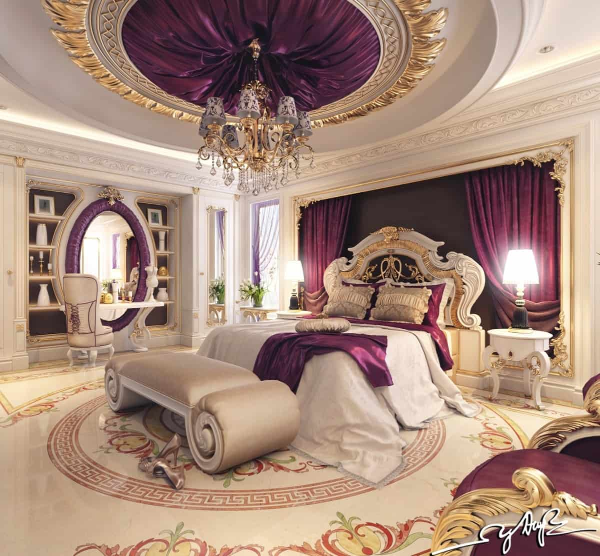 Luxurious Bedrooms You Will Wish To Sleep In