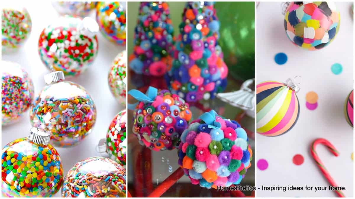 Diy Christmas Ornaments 111 World S Most Magical Diy Christmas Ornaments For A Merry Xmas