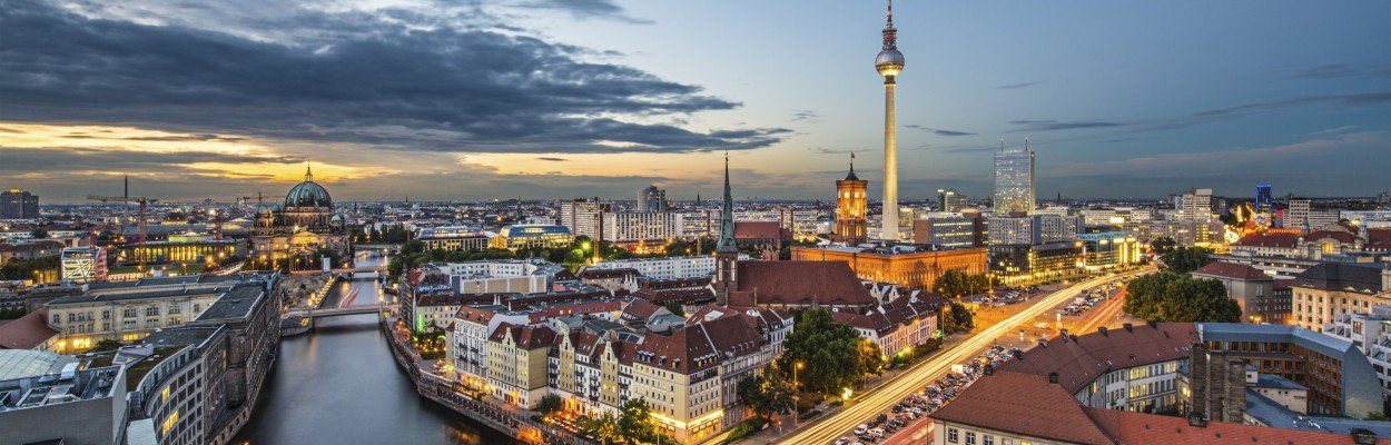 Home To Go Deutschland Where To Get The Best Views Of Berlin