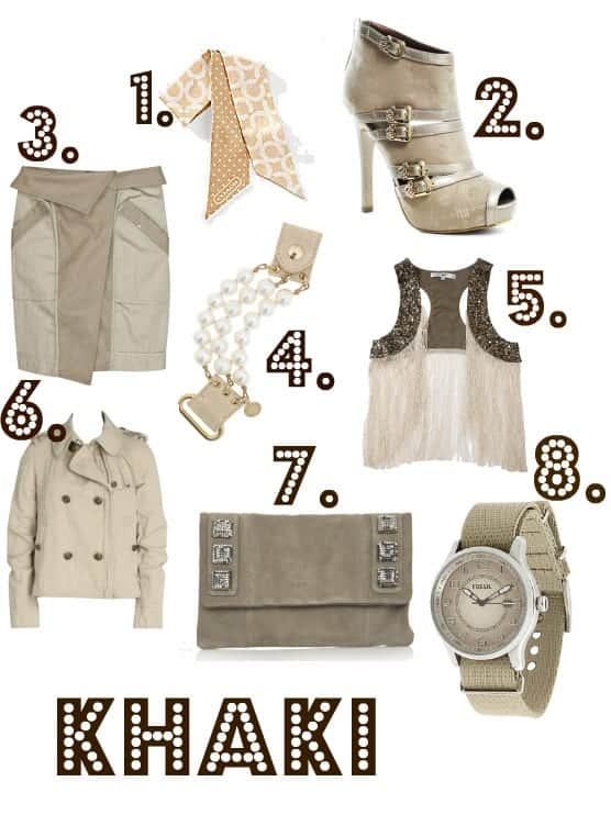 8 Trendy Ways To Wear Neutral Colors For Spring