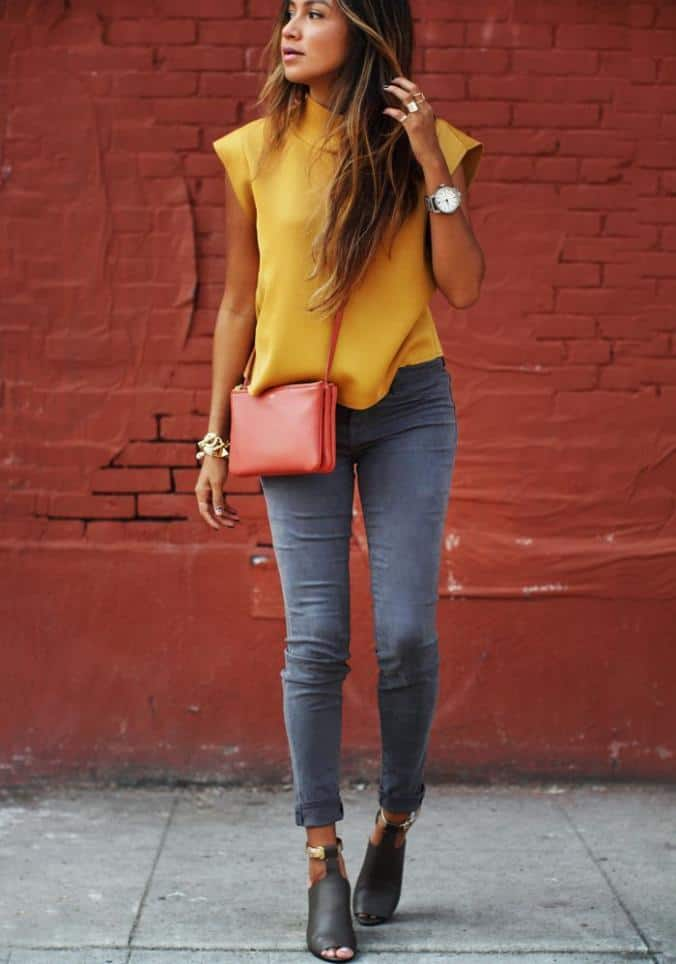 fall winter 2016 color trends spicy mustard