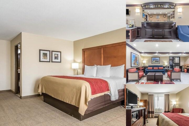 COMFORT INN® WEST - Nashville TN 412 White Bridge Place 37209