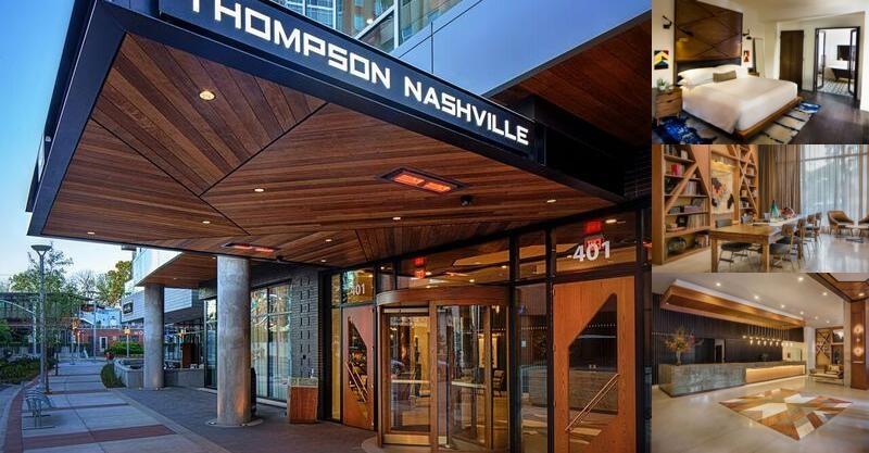 THOMPSON NASHVILLE - Nashville TN 401 11th South 37203