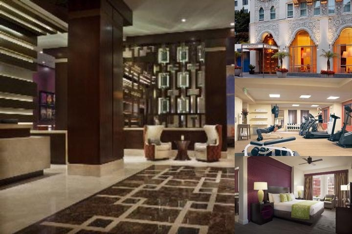 HOTEL ADAGIO AUTOGRAPH COLLECTION - San Francisco CA 550 Geary 94102