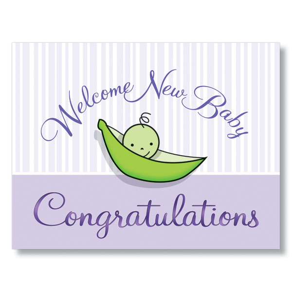 Welcome Baby Cards New Baby Birth Congratulations Cards