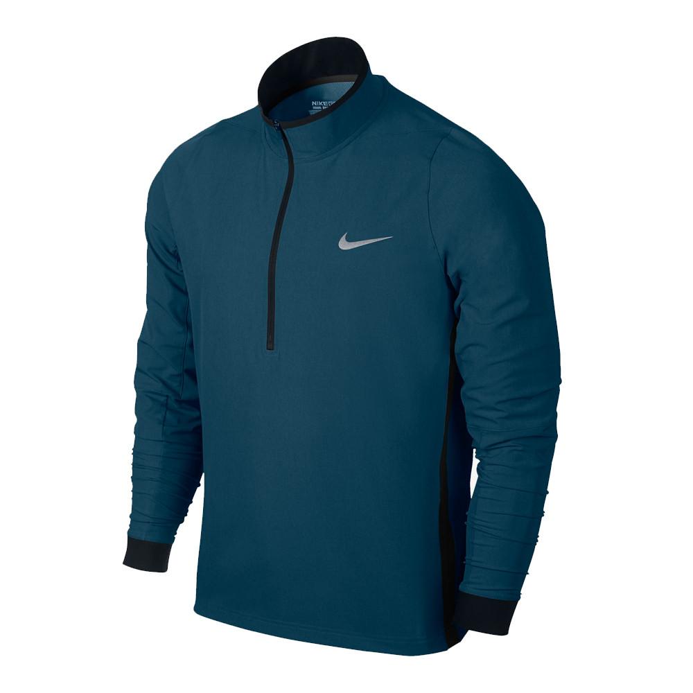 Nike jetstream protect half zip men s golf jacket