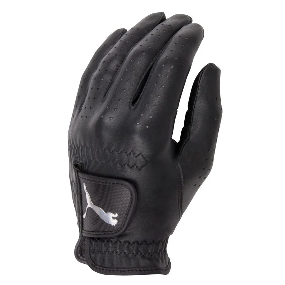 Puma pro performance leather golf glove black