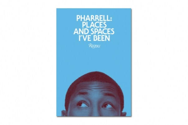 """Pharrell Williams Talks About His New """"Places and Spaces I've Been"""" Book"""
