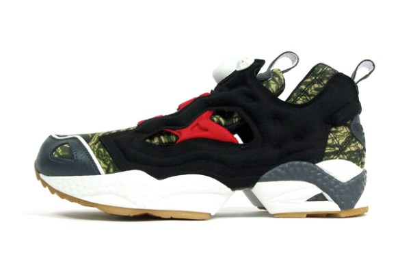 EXPANSION x mita sneakers x Reebok 2012 INSTA PUMP FURY