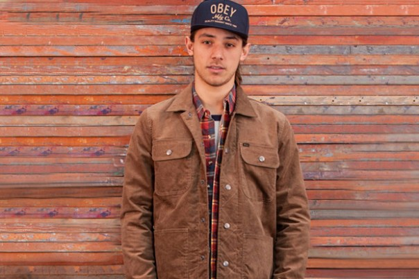 OBEY 2012 Fall/Winter Lookbook