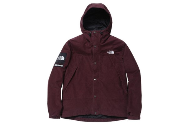 Supreme x The North Face 2012 Fall/Winter Collection A Closer Look
