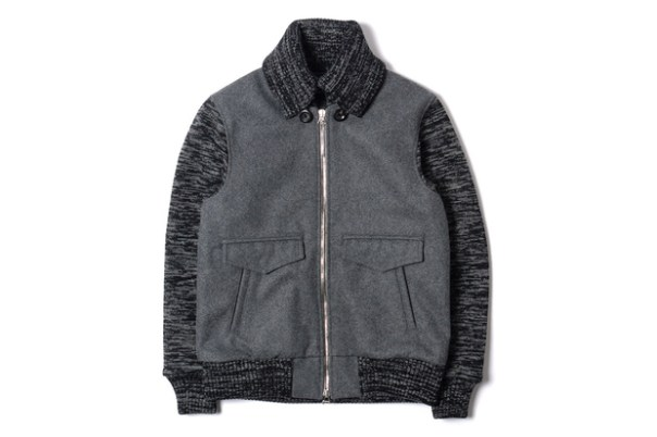wings + horns A2 Jacket