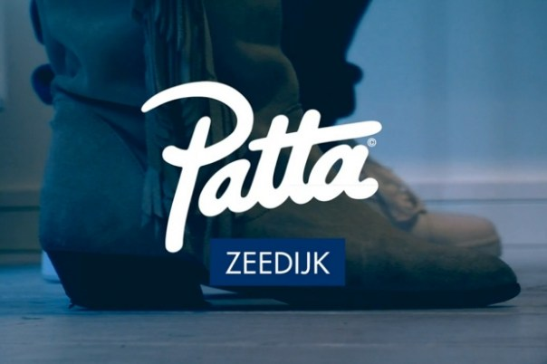A Look Inside Patta's Brand New Amsterdam Flagship