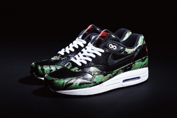 atmos x Nike Air Max 1 Animal Camo Pack