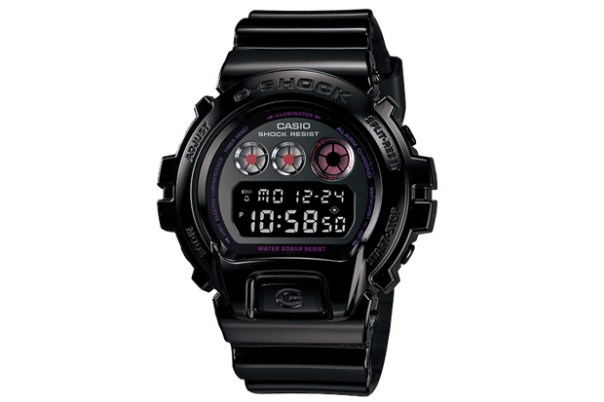 """Casio G-Shock Lovers Collection DW-6900 """"Blackberry"""""""