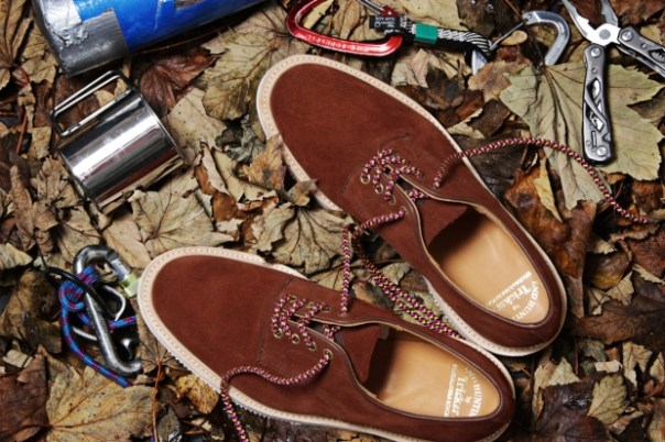 "End Hunting Co. x Tricker's ""Trail"" Pack"