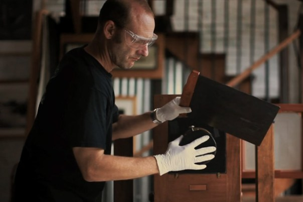 Harry Taylor – The Beautiful Flaws of Tintype Photography
