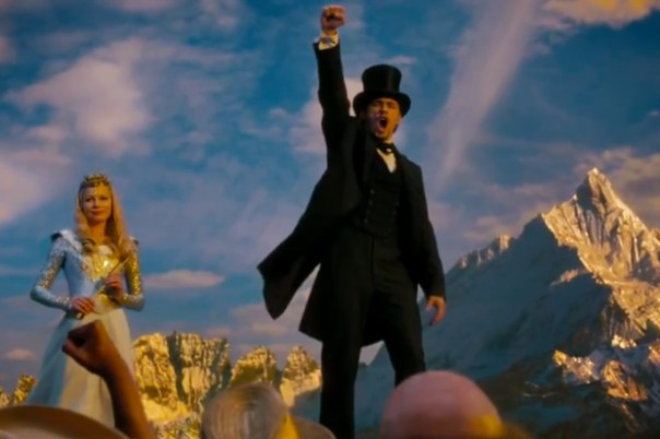 OZ The Great and Powerful Trailer #2