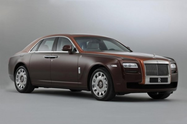 Rolls Royce Ghost One Thousand and One Nights Ghost Collection