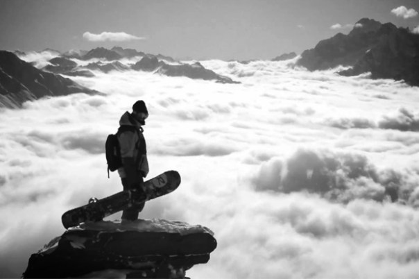 Victor de Le Rue Reveals his Personal Approach to Snowboarding in White Noise Trailer